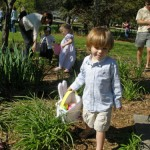 Easter Egg Hunt at Columbia College