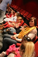 At the Ballet with 4 year old preschool